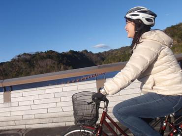 自転車教室 女性